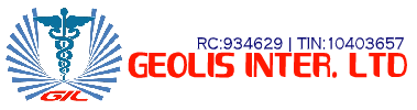 Geolis International Limited Logo