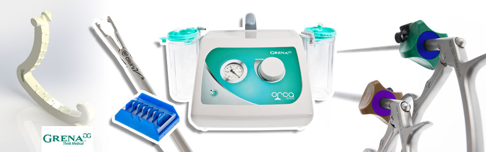 Grena Medical Products right here at Geolis
